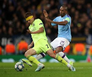 Manchester City veut s'offrir un international espagnol cet hiver