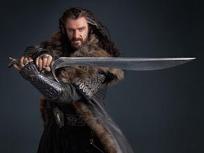 Photo: Richard Armitage is Thorin Oakenshield.