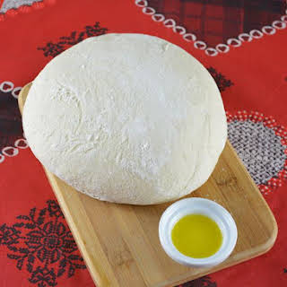Pizza Dough Soft And Extra Thick.