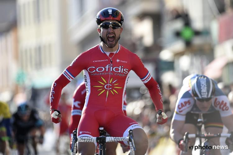 Het blijft rommelen tussen Nacer Bouhanni en Cofidis: Geen Vuelta voor de sprinter