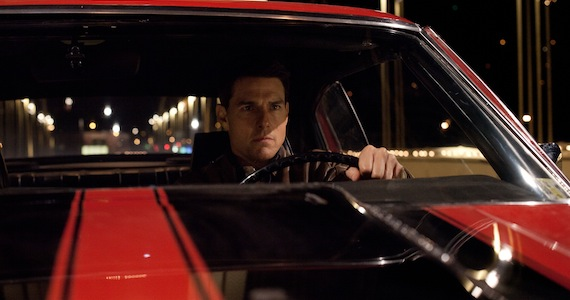 Photo: Tom Cruise is Reacher in JACK REACHER, from Paramount Pictures and Skydance Productions.OS-11393