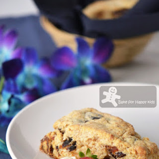 Wholemeal Date Scones.