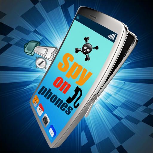 التجسس على الهواتف prank 娛樂 App LOGO-硬是要APP