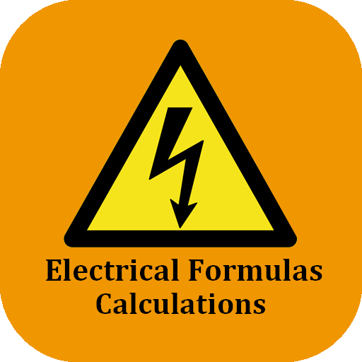Electrical Formulas And Calculation Icon