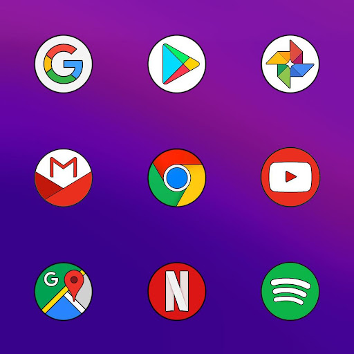 PIXEL ONE UI - ICON PACK - screenshot
