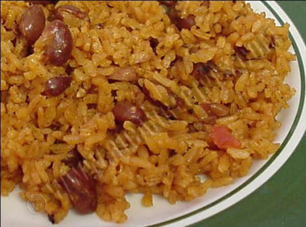 Puerto Rican Rice And Beans Just A Pinch Recipes