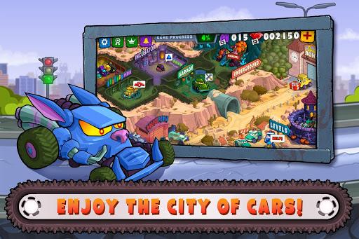 Car Eats Car 3: Racing Simulator - Fast Drive filehippodl screenshot 8