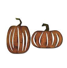Tim Holtz Sizzix Bigz Die - Pumpkins Patch