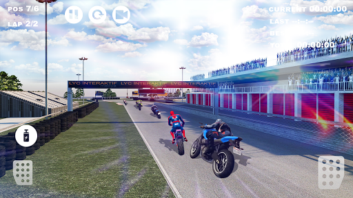 Moto Race 2018: Bike Racing Games  captures d'écran 4