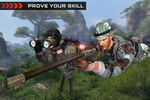Mountain Sniper Simulator: Shooting Games for PC