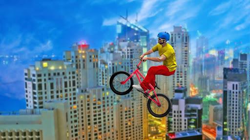 BMX Bike Stunt 2019 : Tricky Bicycle parkour Game 1.0.7 Mod screenshots 3