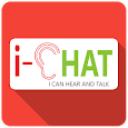 i-CHAT (I Can Hear and Talk) icon