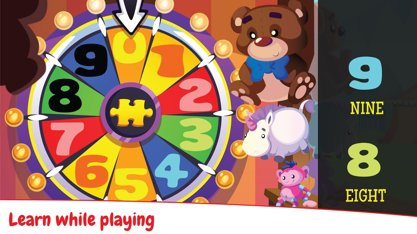 Toddler Kids Puzzles PUZZINGO- screenshot