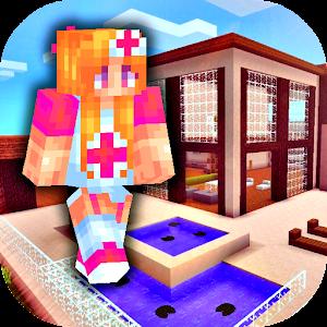 Pink Craft - Room for Girls Online PC (Windows / MAC)