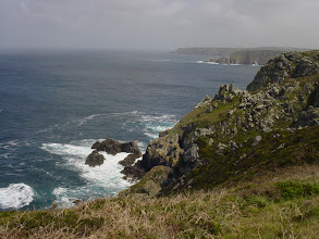 Photo: The Pointe du Van is a little north of the more rugged, but more visited/congested, Pointe du Raz.
