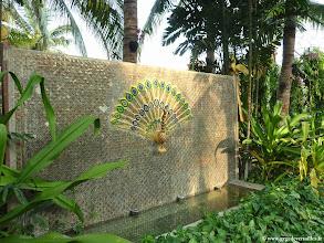 Photo: #008-Mandalay, le Mandalay Hill Resort. Les jardins.
