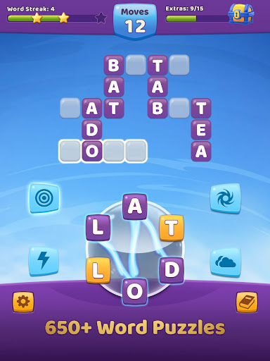 Word Rangers: Crossword Quest android2mod screenshots 7