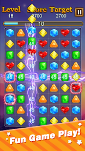 Jewels Blitz HD- screenshot thumbnail