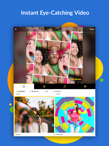 MoShow - Slideshow Maker, Photo & Video Editor 2.5.0.0 Screenshots 6