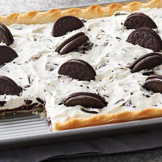 Oreo™ Slab Pie
