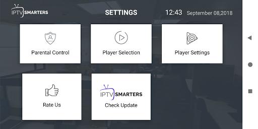 IPTV Smarters Pro 1.6.9 screenshots 3