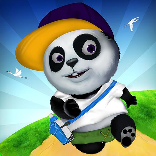 冒险のパンダアドベンチャー LOGO-記事Game