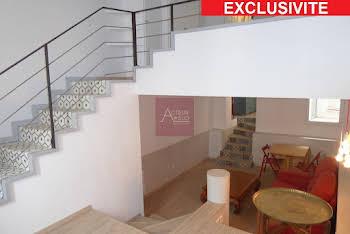 Appartement meublé 2 pièces 43 m2