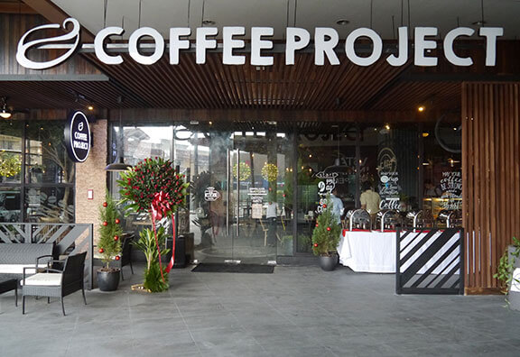 Coffee Project, your co-working space in Vista Mall Taguig, near The Courtyard COHO, a preselling condo for sale near BGC