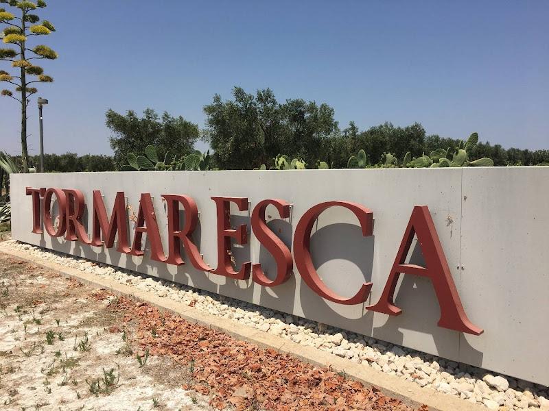 De sfeer van Tormaresca in Puglia