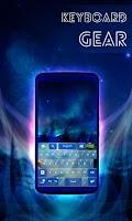 Screenshot of Gear Keyboard