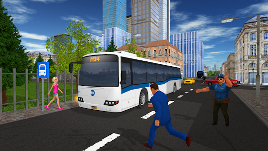 Bus Simulator Screenshots