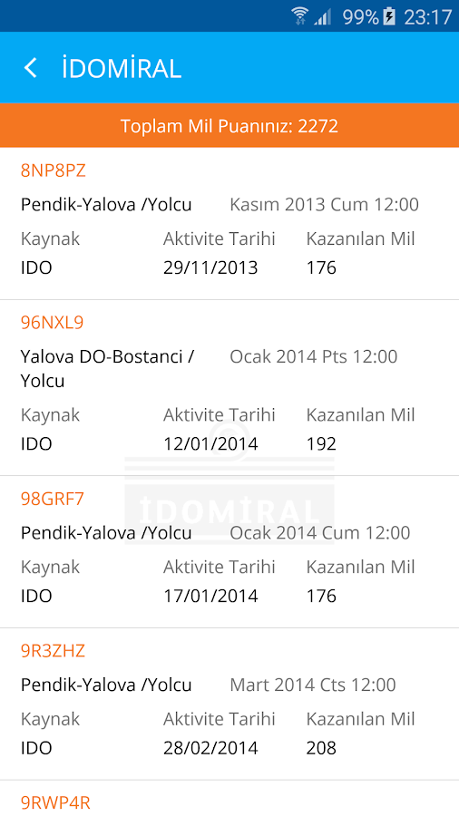 İDO Mobile- screenshot