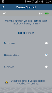 Bosch Levelling Remote- screenshot thumbnail