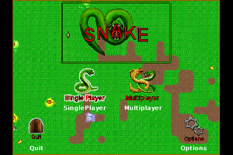snAke- screenshot