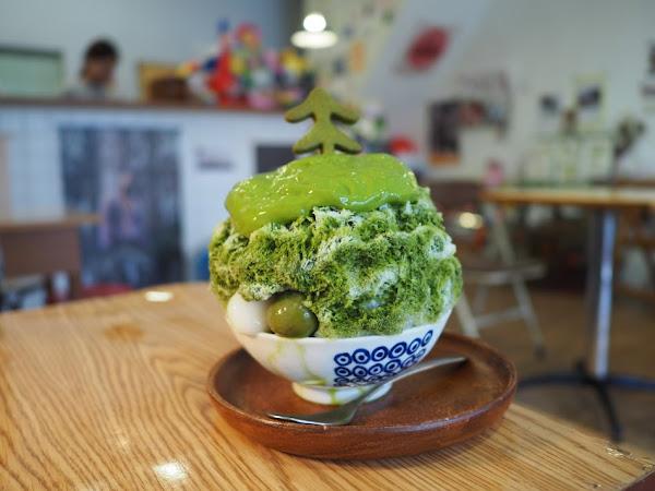 夏天來吃冰吧!真材實料好好味的小亀有かき冰 抹茶控不能錯過!