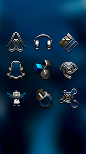 MENTALIST Icon Pack - náhled