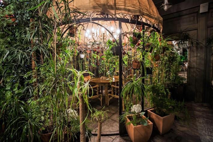 Фото №7 зала Зал «Оранжерея»