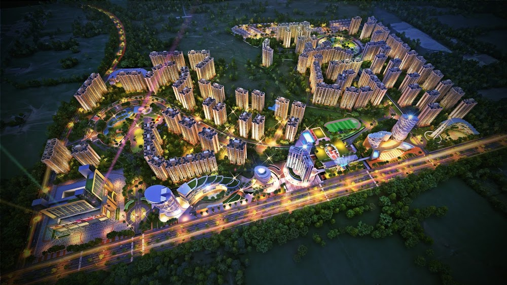 32nd Park View Gaur Yamuna City
