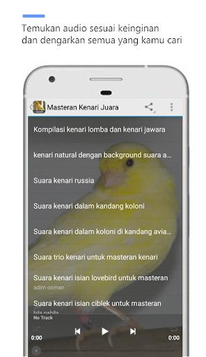 2020 Masteran Kenari Juara Android App Download Latest
