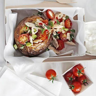 Jacket Potatoes Low Calorie Recipes