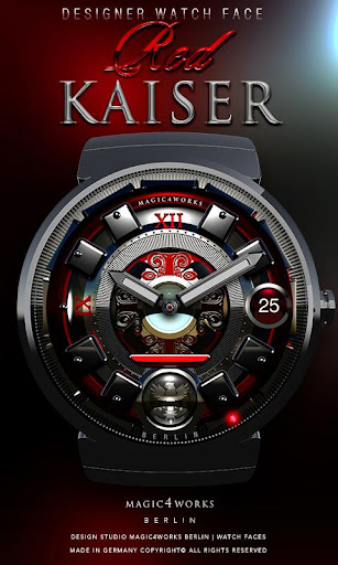 Kaiser Watch Face