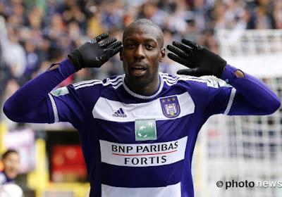 """Conte: """"Anderlecht a fait une excellente affaire avec Okaka"""""""