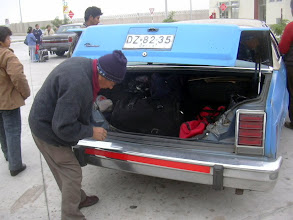 Photo: 86 años y 50 manejando todos los días entre Arica-Tacna-Arica