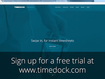 TimeDock- screenshot thumbnail