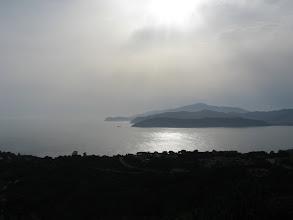 Photo: Der Weg vom Hotel Stella Maris zur Tenuta delle Ripalte: Vielleicht die schönste Küstenstraße auf Elba.
