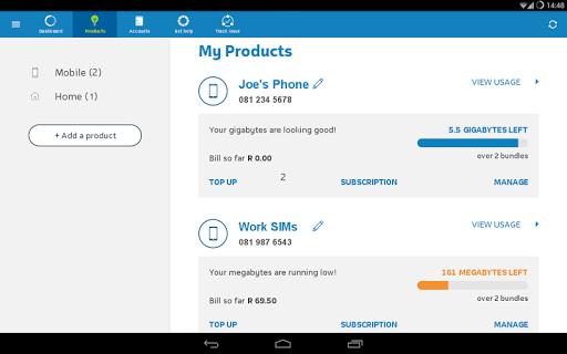 Telkom 3.4.0 screenshots 10