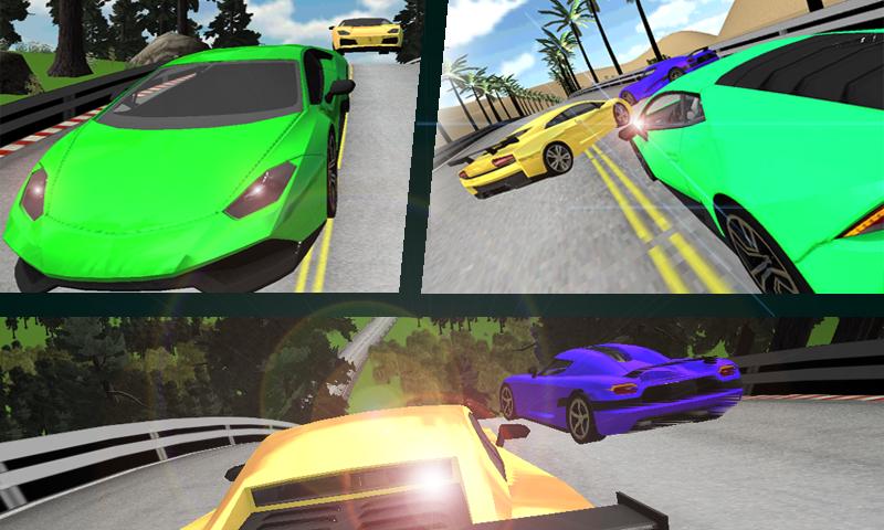 Скриншот Extreme Sports Car Driving