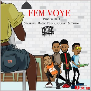 Cover Art for song FEM VOYE