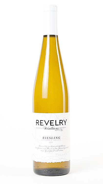 Logo for Revelry Vintners Riesling