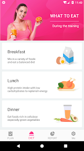 Download Female Workout at home - lose weight in 28 days For PC Windows and Mac apk screenshot 1